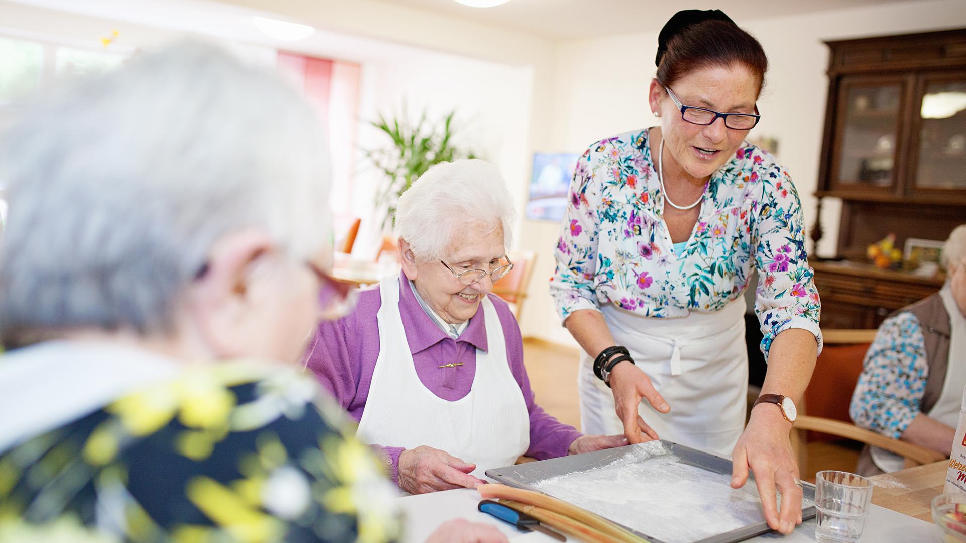 Liebe Rat von älteren Menschen